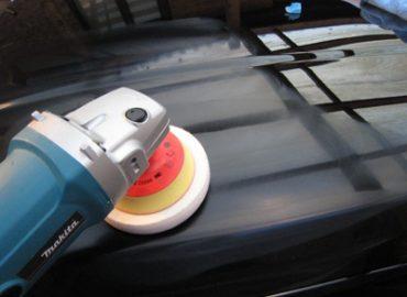 Car Machine Polishing
